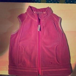 Toddler girls size 3T - warm REI vest